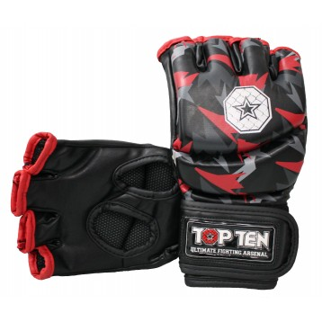 "Ultimate Fight Gloves TOP TEN MMA ""Jungle"""
