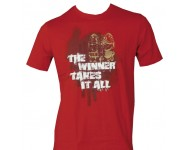 "Tricou ""The Winner Tares It All"""