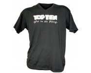 """Tricou Top Ten """"Get in The Ring"""" cu anchior"""